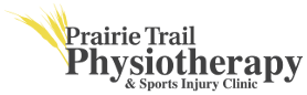 prairie trail physiotherapy company logo